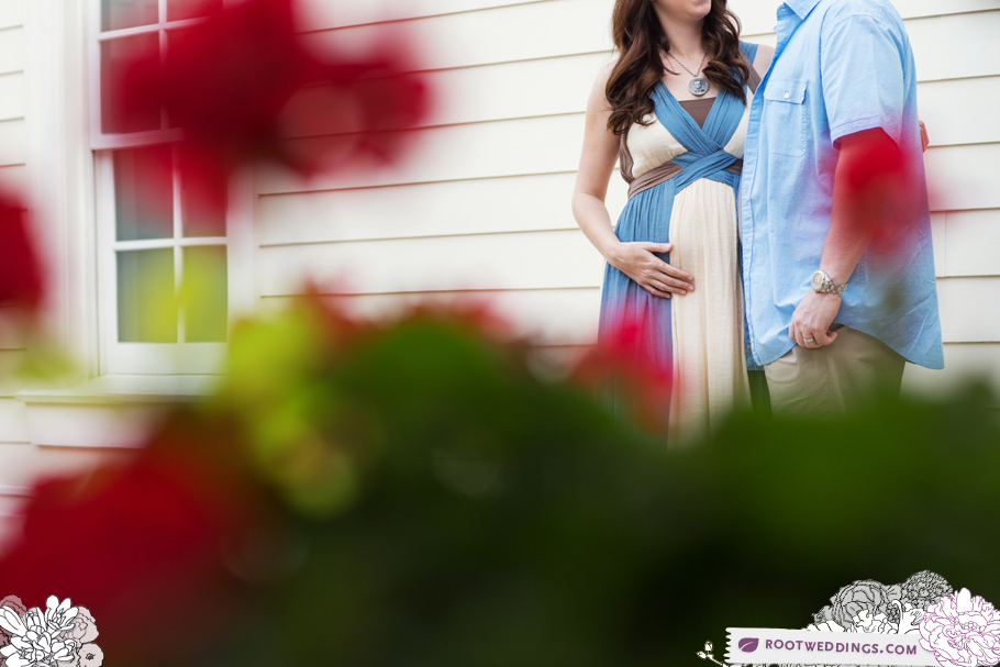 Disney Boardwalk Inn Maternity Session 002