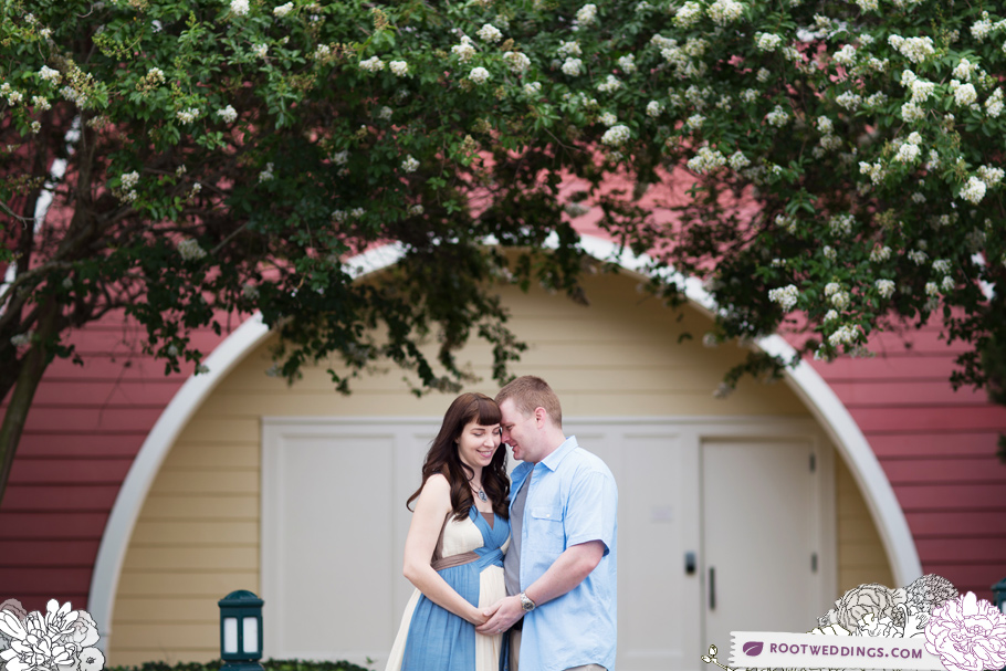 Disney Boardwalk Inn Maternity Session 013