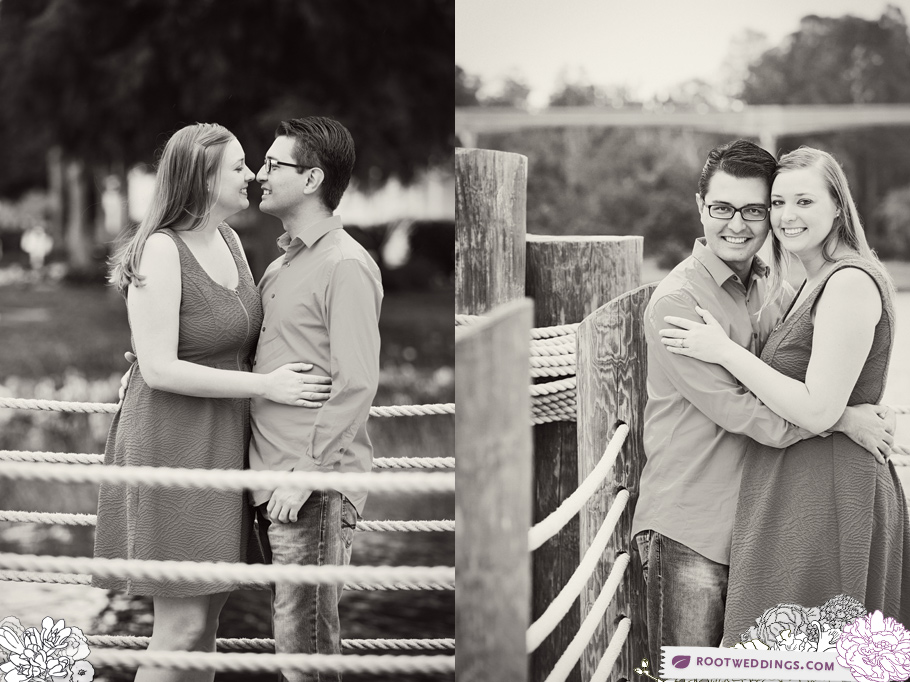 Disney Grand Floridian Engagement Session 008