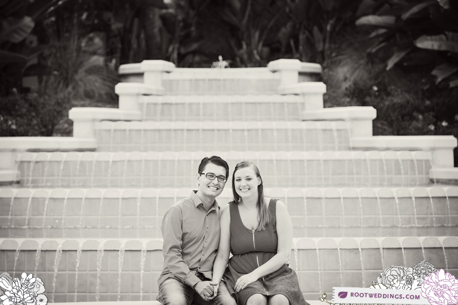 Disney Grand Floridian Engagement Session 011
