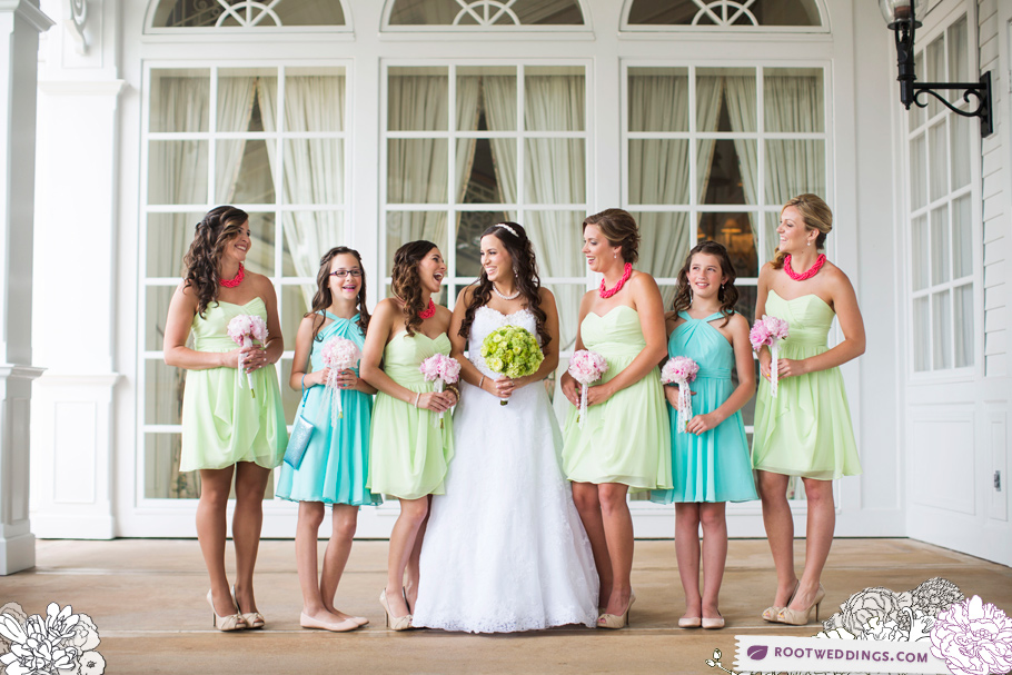 Disney Grand Floridian Wedding Boardwalk Reception 006