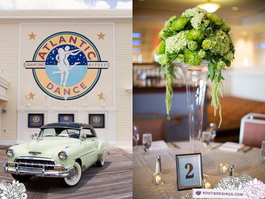 Disney Grand Floridian Wedding Boardwalk Reception 014