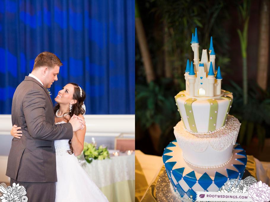 Disney Grand Floridian Wedding Boardwalk Reception 015