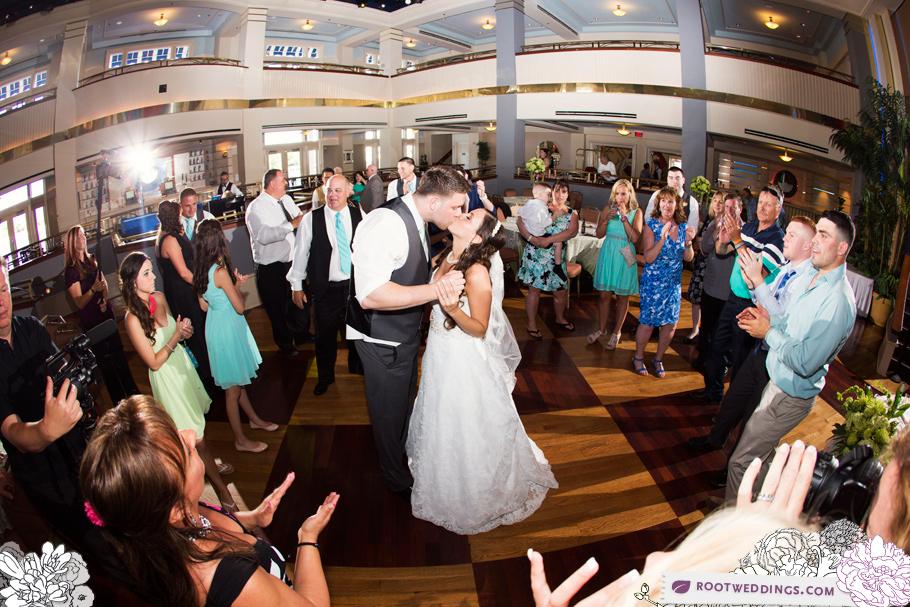 Disney Grand Floridian Wedding Boardwalk Reception 021