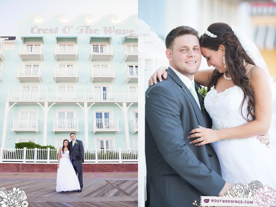 Disney Grand Floridian Wedding Boardwalk Reception 024