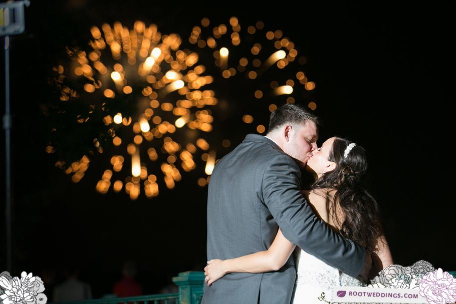 Disney Grand Floridian Wedding Boardwalk Reception 030