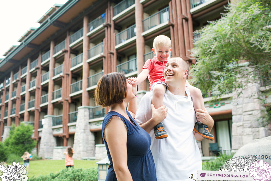 Disney Wilderness Lodge Family Session Photographer 008