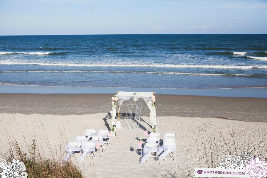 Pawley's Island Wedding SC 002