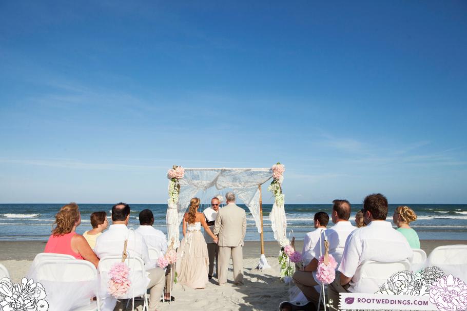 Pawley's Island Wedding SC 005