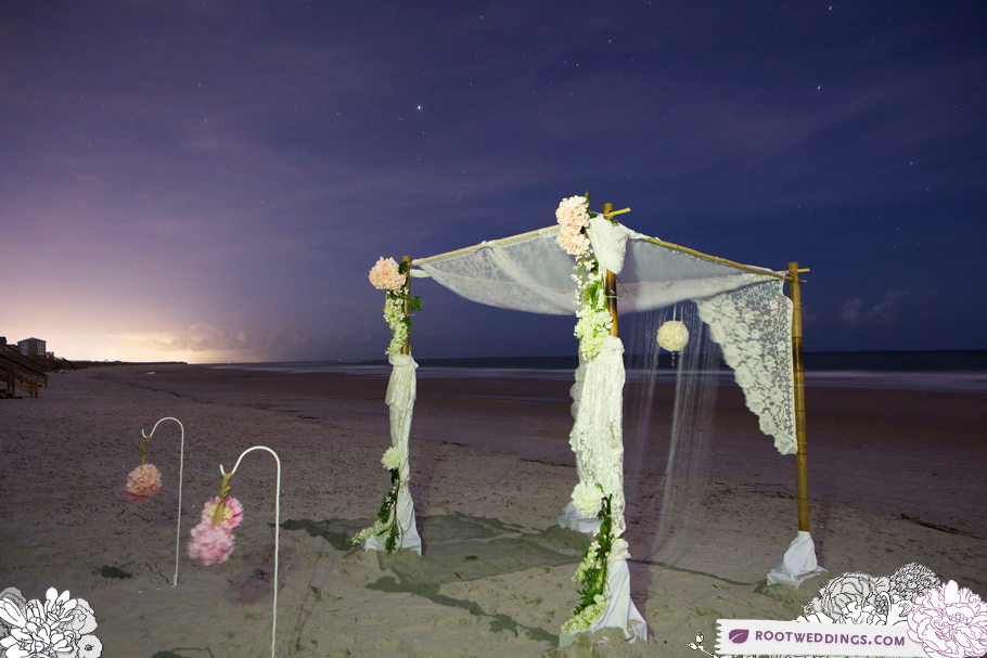 Pawley's Island Wedding SC 030