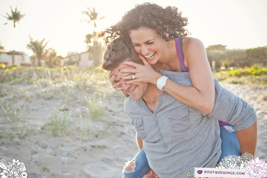 Delray Beach Engagement Session