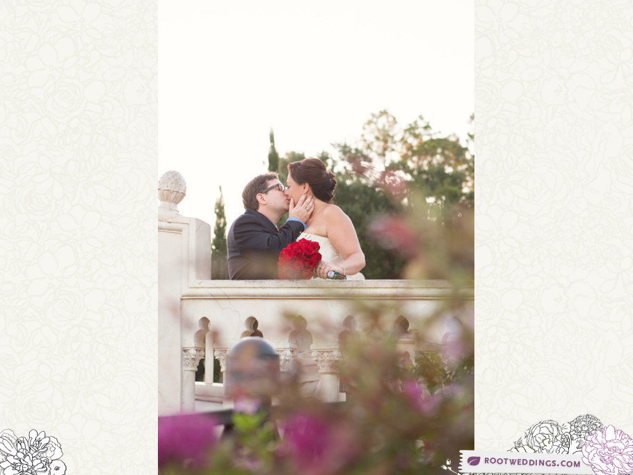 Disney Epcot Germany Wedding 003