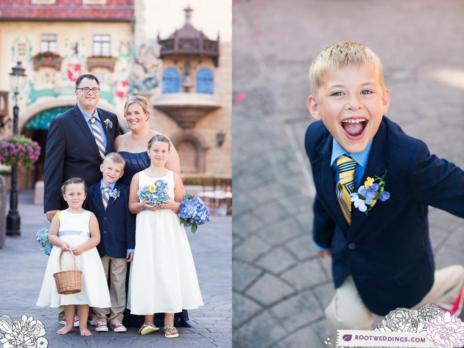 Disney Epcot Germany Wedding 021