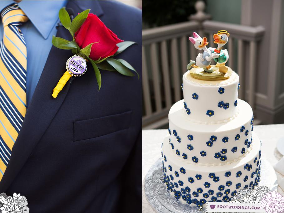 Disney Epcot Germany Wedding 026