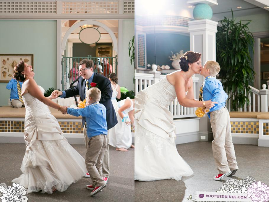 Disney Epcot Germany Wedding 030