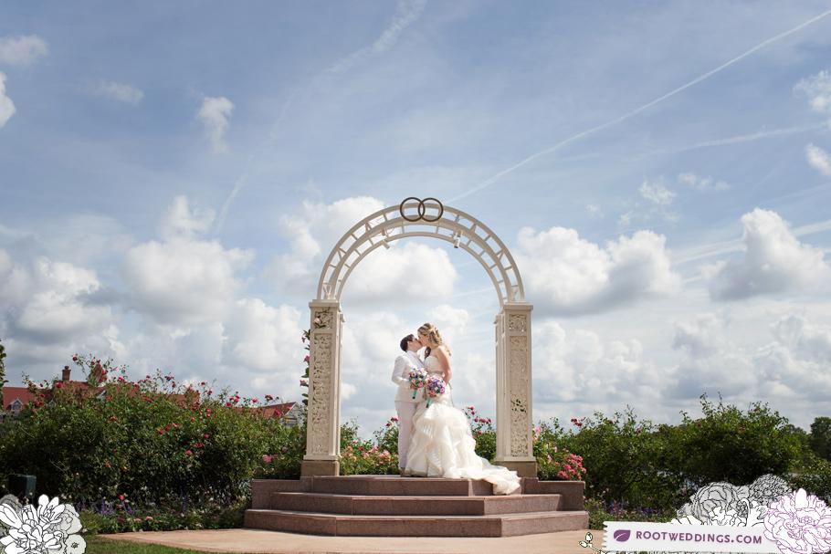 Disney World Same Sex Wedding Grand Floridian 031