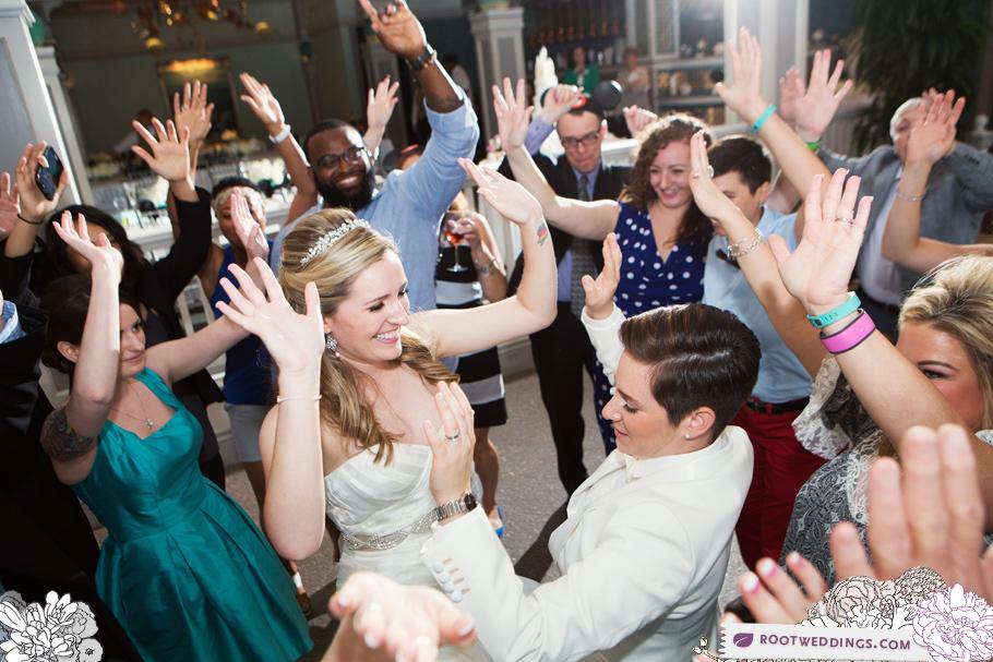 Disney World Same Sex Wedding Grand Floridian 042