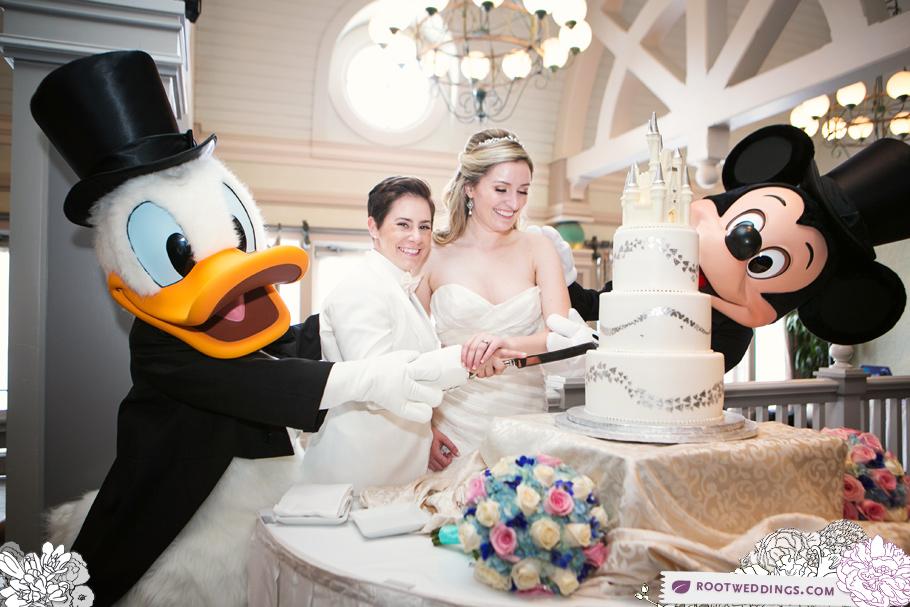 Disney World Same Sex Wedding Grand Floridian 046
