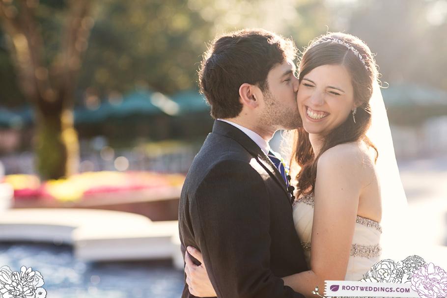 Disney Epcot Italy Wedding Atlantic Dance Hall Reception 19