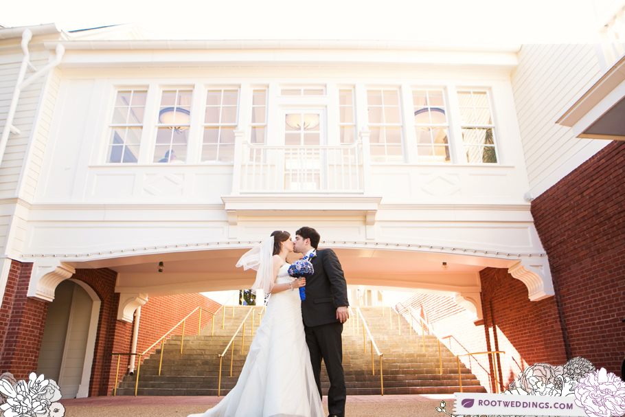 Disney Epcot Italy Wedding Atlantic Dance Hall Reception 35