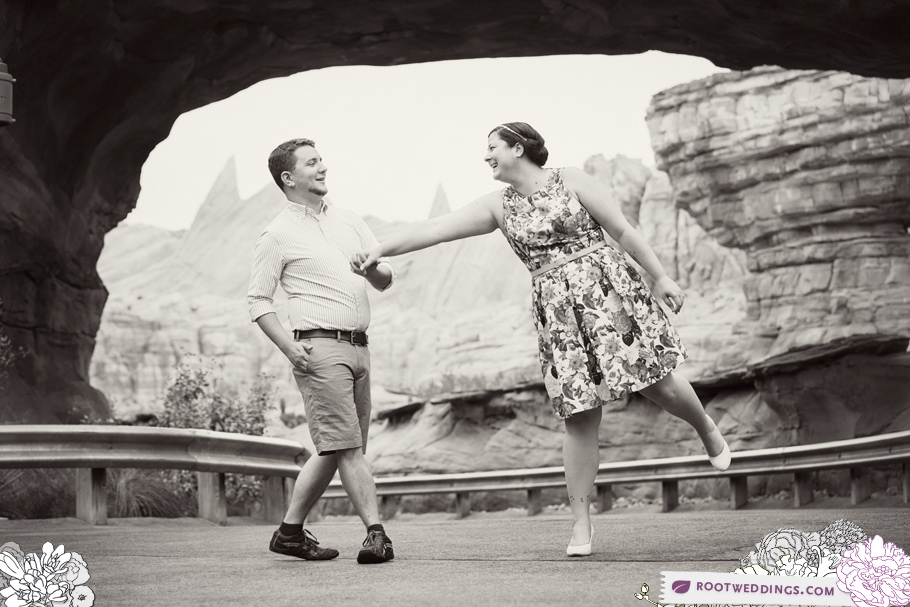 Disneyland Engagement Session Photographer 01