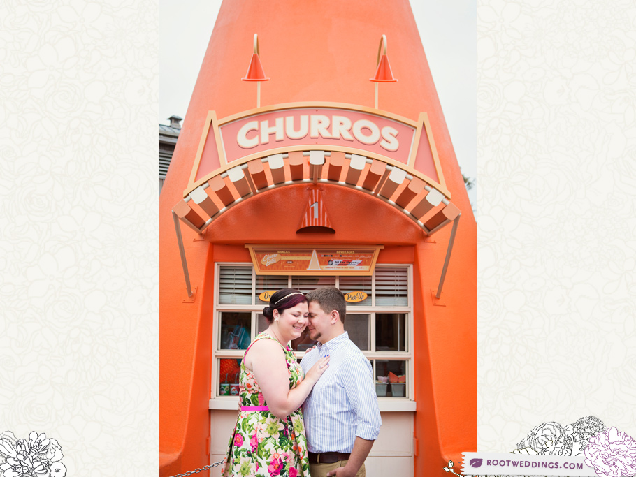 Disneyland Engagement Session Photographer 11