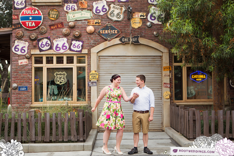Disneyland Engagement Session Photographer 13