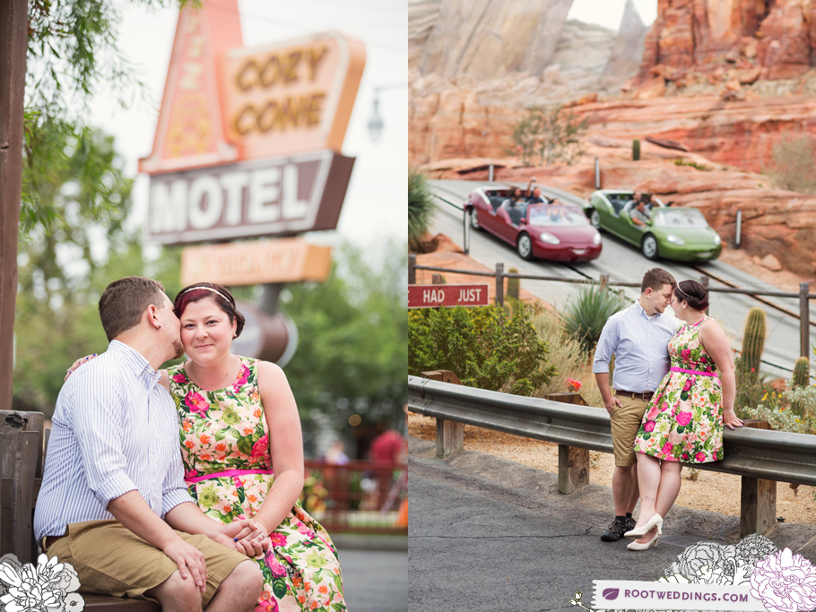 Disneyland Engagement Session Photographer 15
