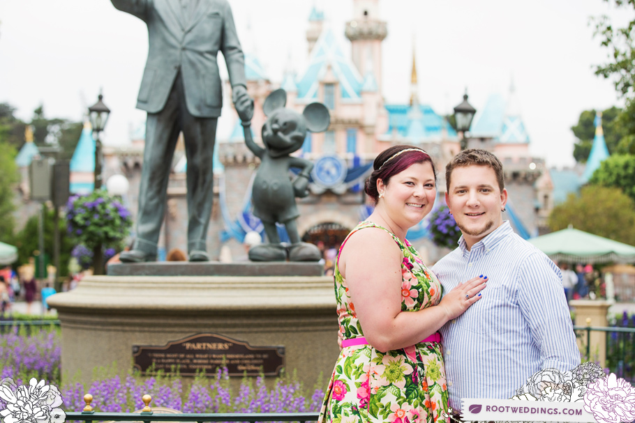 Disneyland Engagement Session Photographer 18