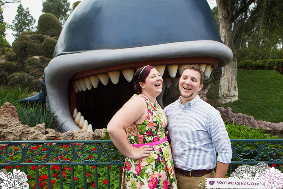 Disneyland Engagement Session Photographer 23