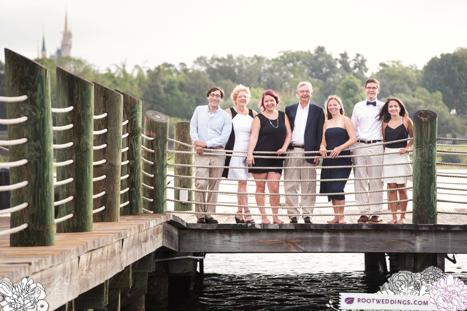 Grand Floridian Family Session _ 016