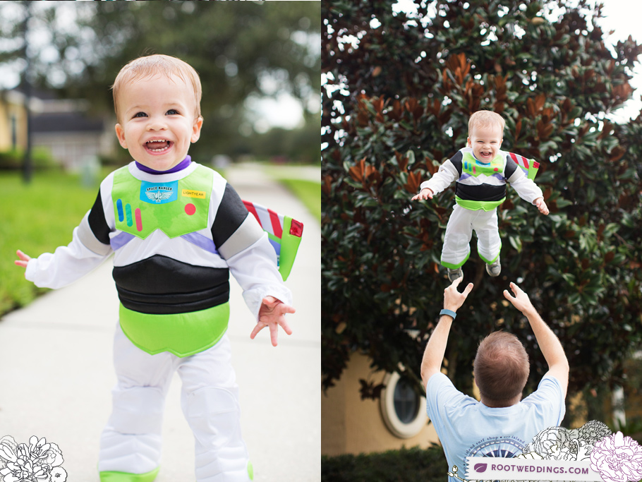 Jacksonville Family Session Halloween 10