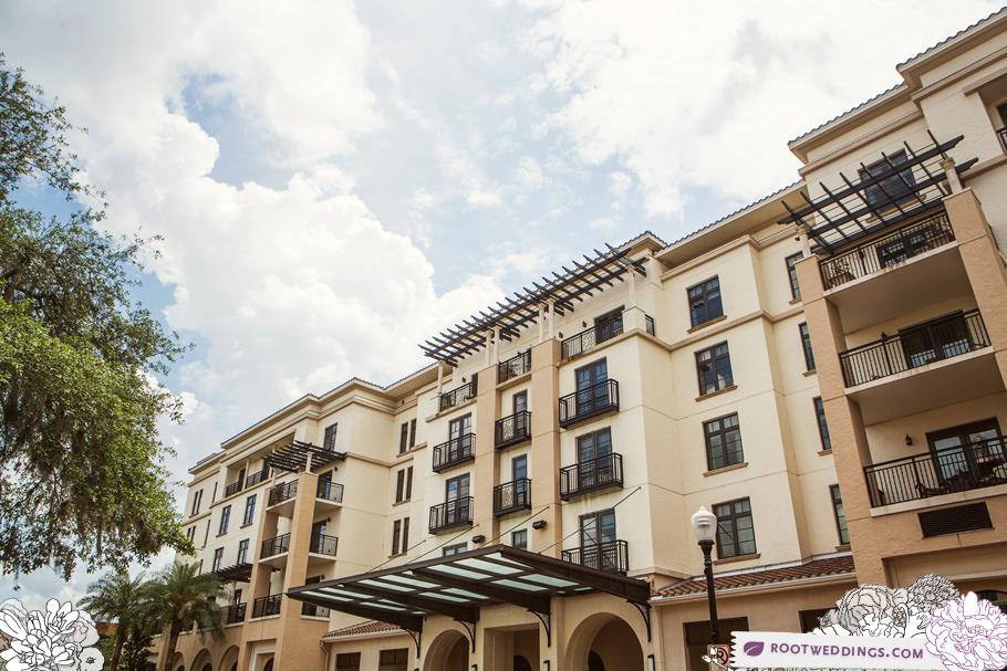 Alfond Inn Wedding Winter Park Florida 01