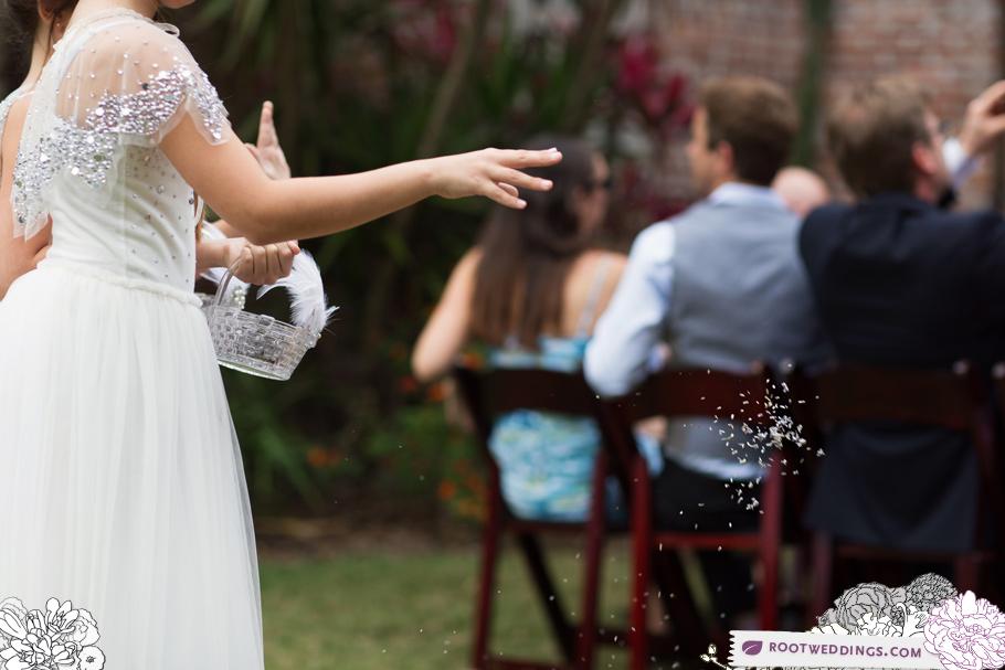 Casa Feliz Wedding Winter Park Florida 12