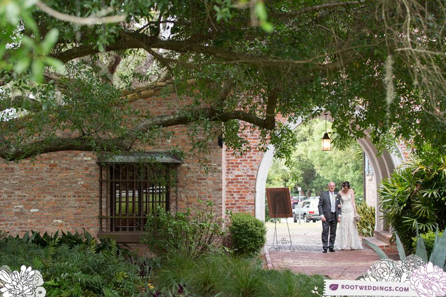 Casa Feliz Wedding Winter Park Florida 14