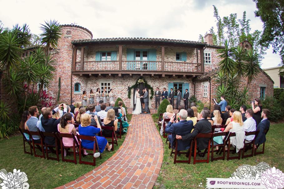 Casa Feliz Wedding Winter Park Florida 17