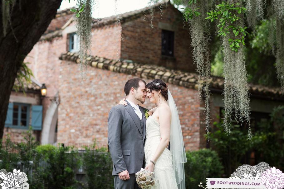 Casa Feliz Wedding Winter Park Florida 22